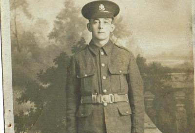walter ANNABLE, PRIVATE - SHERWOOD FORESTERS