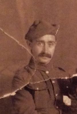 Alexander Baird, Private, Kings Own Scottish Borderers