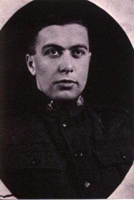 Emmet Pierce, 105th CEF, WW1