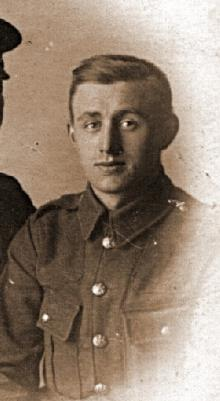 William Henry Carter, British Army - Private