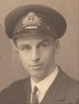 Jack Collings Paige, Lt, RNR