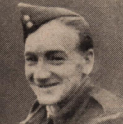 C E smith, Sergeant, Royal Air Force, 15 Squadron RAF Mildenhall