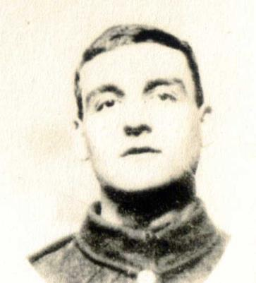 Charles Murphy, Warrant Officer (Company Serjeant Major) Service Number: 323255. 1/6 London Regiment, C Coy.