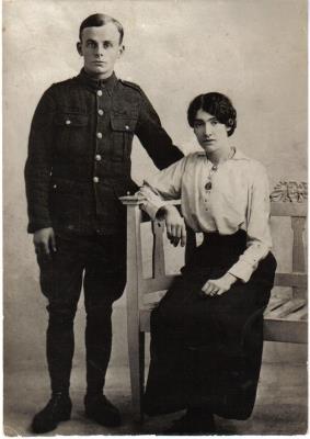 Percy Challinor, 3087 9th Battalion Royal Inniskilling Fusiliers