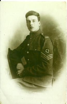 William (les) Crowson, R.A.M.C.