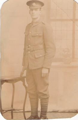 Thomas Francis, Sapper, Royal Engineers