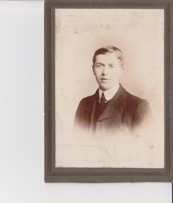 Arthur Frederick Mathews, Private 30th Battalion Australian Infantry A.I.F KIA at Fromelles 1916
