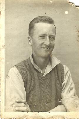 Ronald Arthur Wilcox, Gunner - South African Army