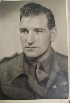 Arthur Ernest Denmark M.M., Sapper, Royal Engineers, 260th Field Company, 43rd (Wessex) Division