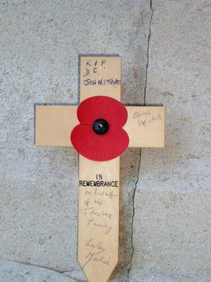 David Cairncross Johnstone, Lance Corporal Black Watch 4th Battalion (Service No 3598)