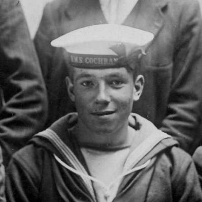 Edward Kimber, Able Seaman Royal Navy
