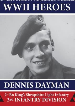 Alfred Dennis Dayman, 2nd Battalion, King's Shropshire Light Infantry