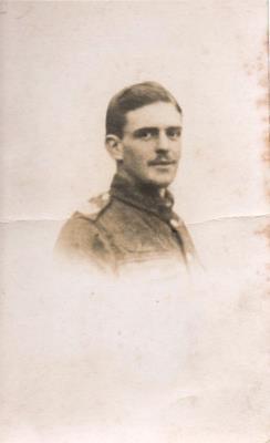 William Stubbs Darrand, Army Veterinary Corps, Reg no TT03178