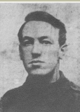 Charles Ireland, 240221 Private - 1/5th South Lancashire Regiment
