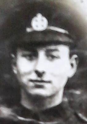 William GILBERT, Lt Corp, 8th Battalion Post Office Rifles