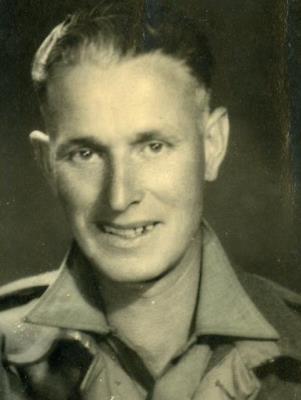 GEORGE MAYE, DRIVER 8TH ARMY 1939-1945 T/232960