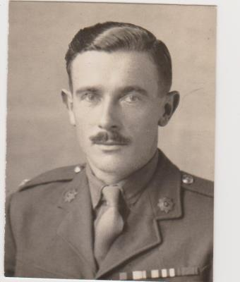Alfred Henry  Pechell, Royal Army Service Corp, Colonel