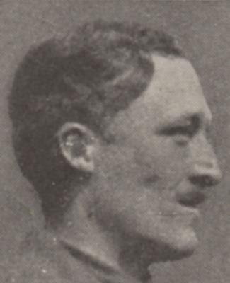 Peter Womersley Ward M.C., Captain, South Lancashire Regiment, Adjt 6th Battalion. KIA 23/02/1917