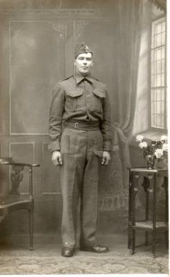 Robert William Finlay, Private Royal Army Medical Corps