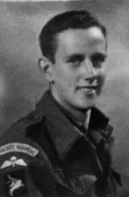 Stan  Jone, Parachute Regiment