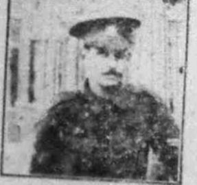 Sydney Arthur Wallace, 7th Bat. Monmouthshire Reg.