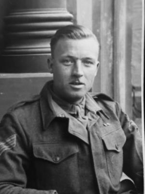 Robert Howie Fullarton, British Army, Royal Engineers, Sergeant
