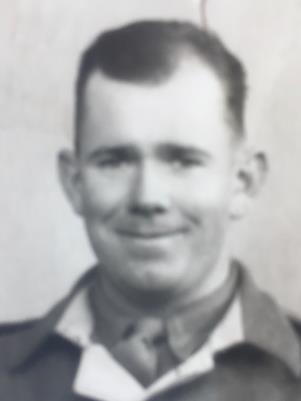Stanley 'Dan' Brigden, C Bty, 4th RHA/Lieutenant