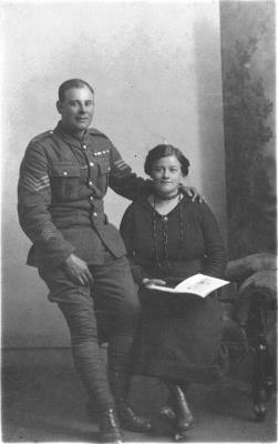 JACK payne, sergeant northamptonshire regiment.
