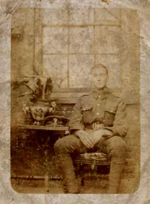 Sydney Zensz, Private 5th Battalion, South Wales Borderers
