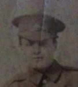 Ernest Lambourn, London Regiment, 2nd(City of London) Battalion, Royal Fusiliers. Service number 5704/232611