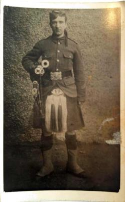 William Kerr, Royal Highlanders (Black Watch)