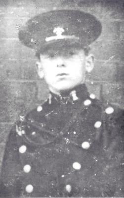 Robin Donald Fraser, 12th Lancers, No: T/5409