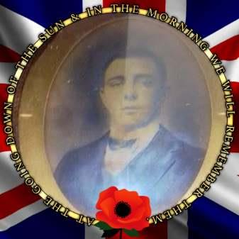 James Clark, Army 4th Labour Coy, Private