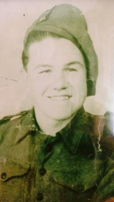Gordon Lennox, Private Royal Ulster Riffels