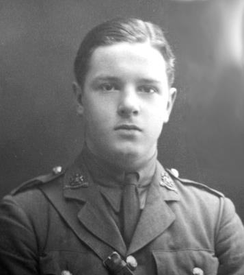 Arthur Percy Owen, Captain